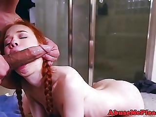 Tiny Ginger Teens Pussy Pounded By Bigcock