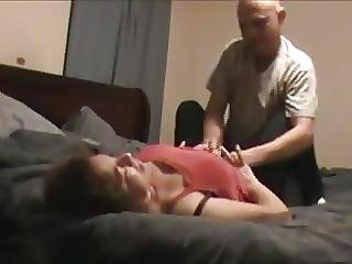 Married Mom Getting Fucked And Creampied By Sons Friend