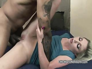 Mailia Kelly Takes Some Dick In Her Young Pussy