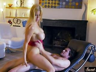 Milf Stepmom With Bigtits Pounded And Cum Drenched