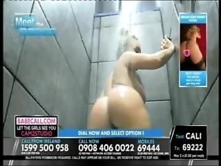 Jenna Hoskins Shower