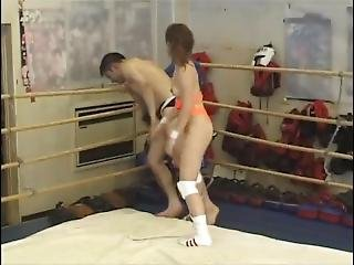Asian Mixed Wrestling