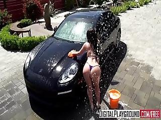 Digitalplayground - Angela And Nicolette Get Wet