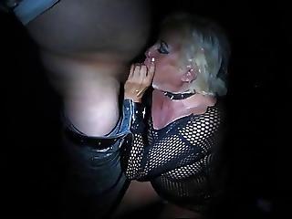 素人, ブロンド, フェラチオ, 精液をショット, フッカー, 年寄り, セックス