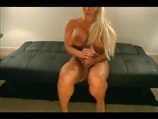 Alura Jensen Gets Double Penetrated And Creampied