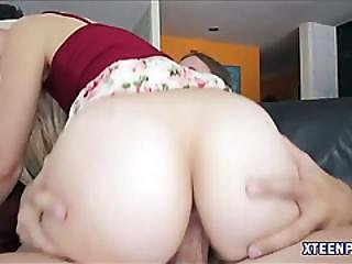 Firm Ass Alexa Grace Boned And Creampied By Nasty Dude