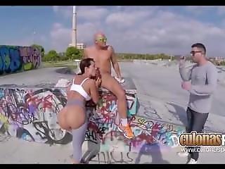 Franceska Jaimes Has An Amazing Ass