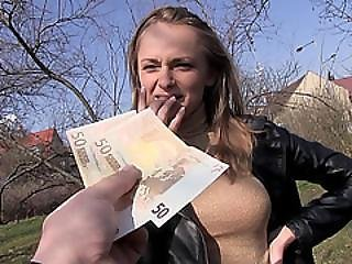 Ivana Sugar Flashing Tits To A Stranger For A Couple Of Cash