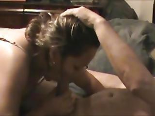 Husband Enjoying Watching His Boss Fuck Slutty Wife