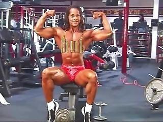 Nancy Lewis Biceps Pump