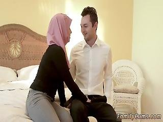 Shy Teen First Anal Dirty Family Sex In Dubai