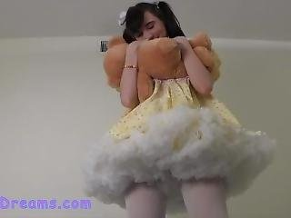 111- Dress And Petticoat Abdl Ageplay