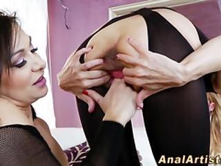 анальный, задница, фетиш, аппликатура, фистинг, зияющая дыра, лесбиянка, лизание жопы
