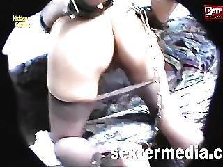 Die Nudelrolle In Arsch Und Fotze Heimlich Gefilmt