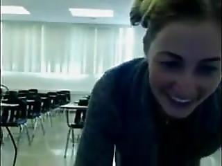 Blowjob Classroom Masturbation