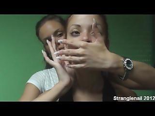 Duo Handgagged 2