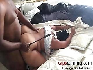 Beating Monniluv S Pussy Up