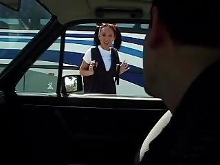 The Cute Bamboo Gets Fucked On Her Way To School