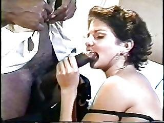Compétition, éjaculation, Gangbang, Sexe En Groupe, Interracial, Sexe, Vintage
