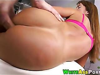 Busty Franceska Jaimes Pussy Ripped Hard By Monster Cock