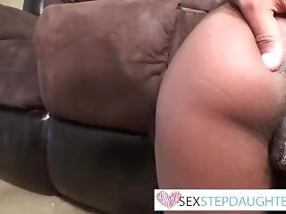 Black Teen Of Step Dad Ebony Fucked To Keep Her Secrete Amateur Deepthroat