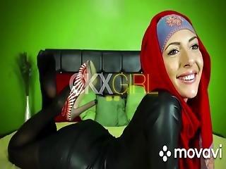 Hijab Compilation Webcam Compilation