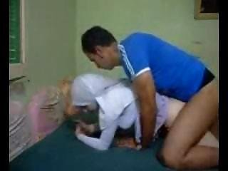 amateur, árabe, blowjob, pareja, Adolescente