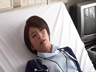 Japanese Shaved Nurse