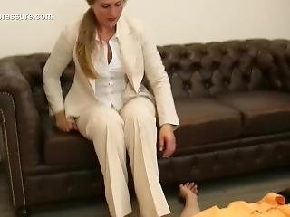 Sexy Choking Hands And Feet