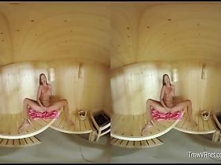 Tmwvrnet   Sarah Kay   Sauna Experience