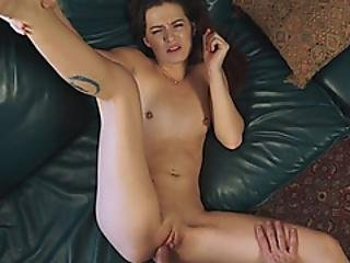 Pretty Babe Drilled With Long Boner