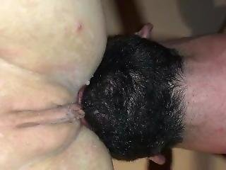 Hotwire Gets Her Pussy Sucked