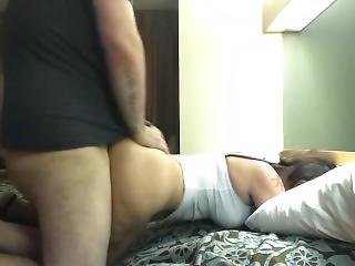 Josh Fucks My Girlfriend Hard And Cums Inside Of Her Pussy