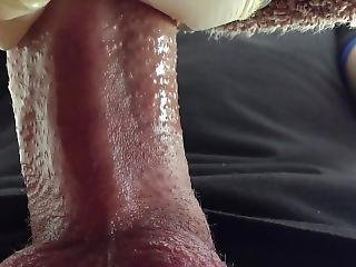 Bunny Fucking My Fleshlight Before Pumping It Full Of Cum