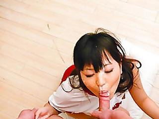 Action, Asian, Blowjob, Cock Suck, Cum, Double Blowjob, Fucking, School, Sucking, Uniform, Vibrator