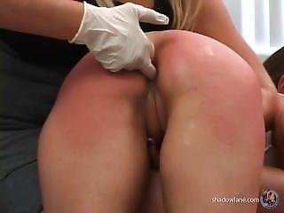 Spanked By An Older Woman