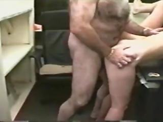 Old And Hairy Guy Fucks 2 Young Sexy Collage Blond Girls