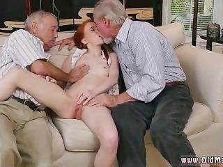 Old Hairy Grandma And Alice Romain Old Man Online Hook-up