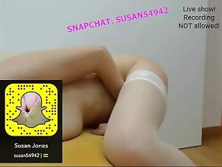 Chrissy Squirting On Demand Babe