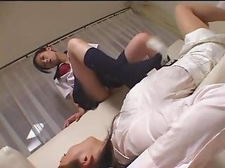 Japanese Lesbian Slave Female Teacher Yuku