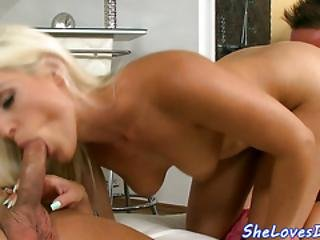 Assfucked Euro Gets Gaping Asshole Creampied