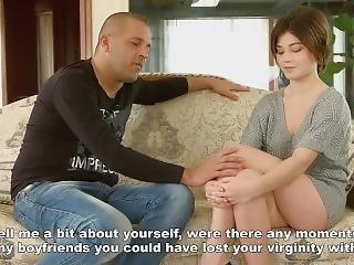 Virgin Girl First Time Defloration Fuck Marfa  Piroshka