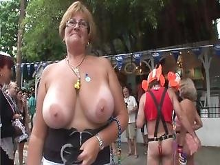 Naked Street Parties Uncensored 4   Scene 4