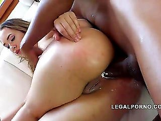 Vídeos Porno Hd De Briana Bounce:fearsome Interracial Double Anal Threatening(dap)menacing With Goo