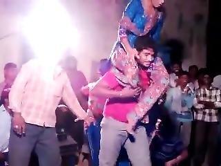Tamil Girls Femdom Dance Over A Man In Public