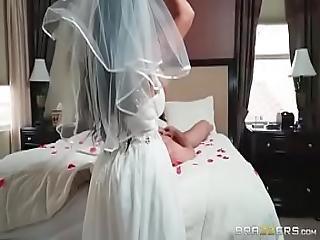 brud, knulling, strømpebånd