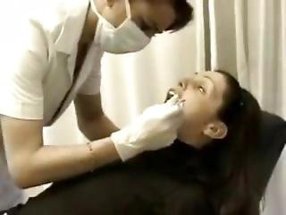 Unhappy Dentist (if You Know What This Is From, Let Me Know!)