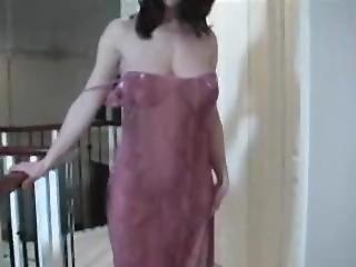 gross titte, fetisch, schnur, unterwäsche, milf, pornostar