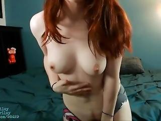 Redhead Teen Teasing