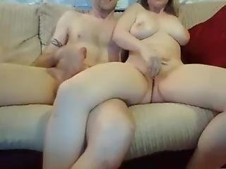 Amature British Married Couple Masterbating On Cam (leave Comments For Us)